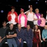 Een wonderbaarlijke nacht & Serenade cast & crew