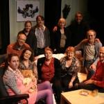 Een dag uit de dood van verdomde Lowietje 2012 cast & crew