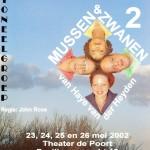 Mussen en Zwanen 2 affiche
