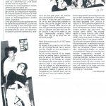 Een dag uit de dood van verdomde Lowietje 1985 aankondiging
