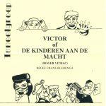 Victor of de kinderen aan de macht affiche