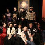 Victoria cast & crew
